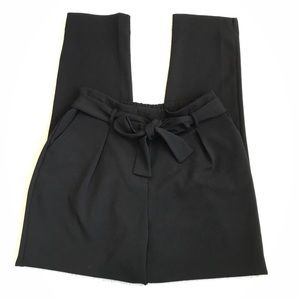 Another Story   Black Cigarette Trousers
